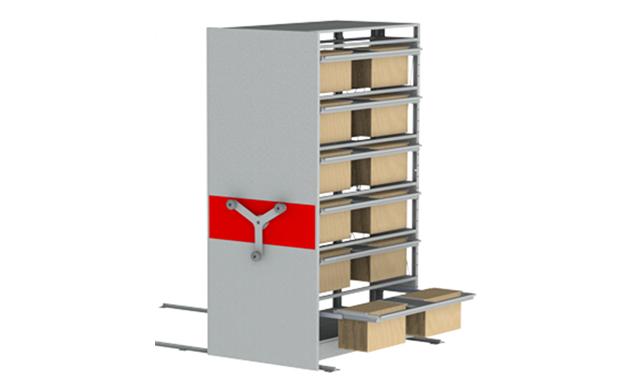 archivador sistema para carpeta colgante